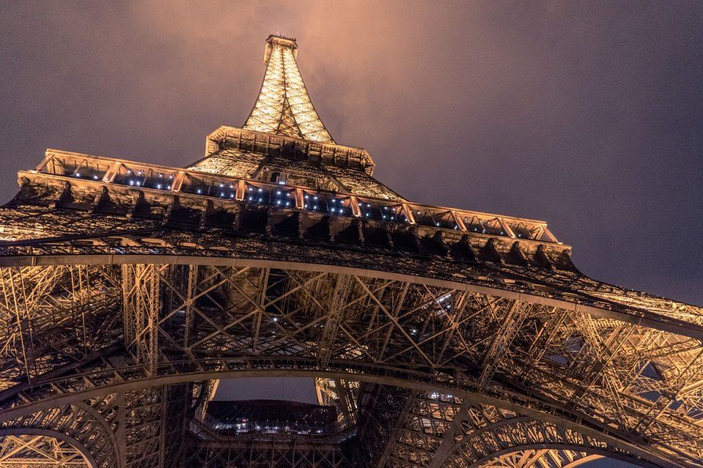Paříž - Eifel tower - Eifelovka foto